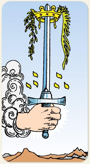 Ás de Espadas
